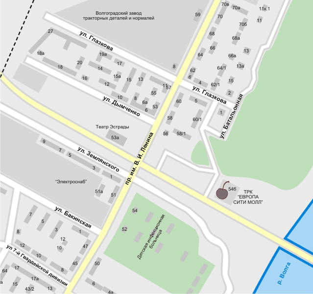 СИНЕМА ПАРК IMAX на карте